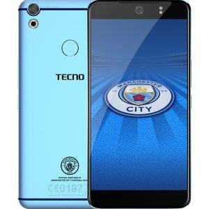 Tecno Camon CX Manchester City LE