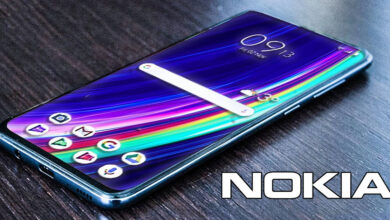Nokia P2 Max Specifications