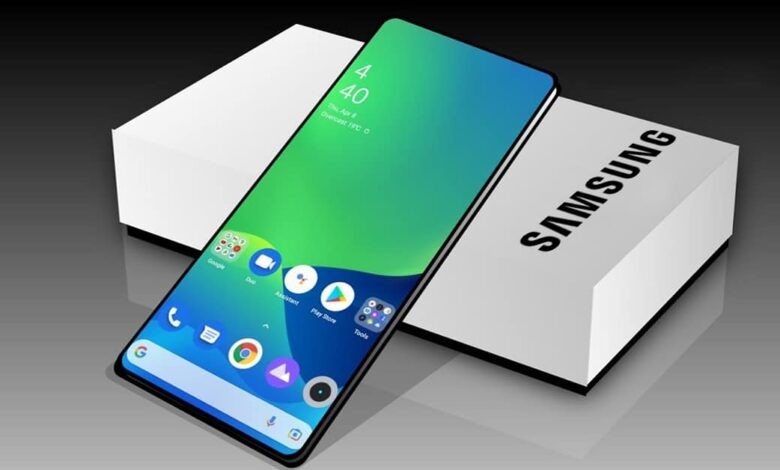 Specifications of the Samsung Galaxy A32 vs.  Realme X9
